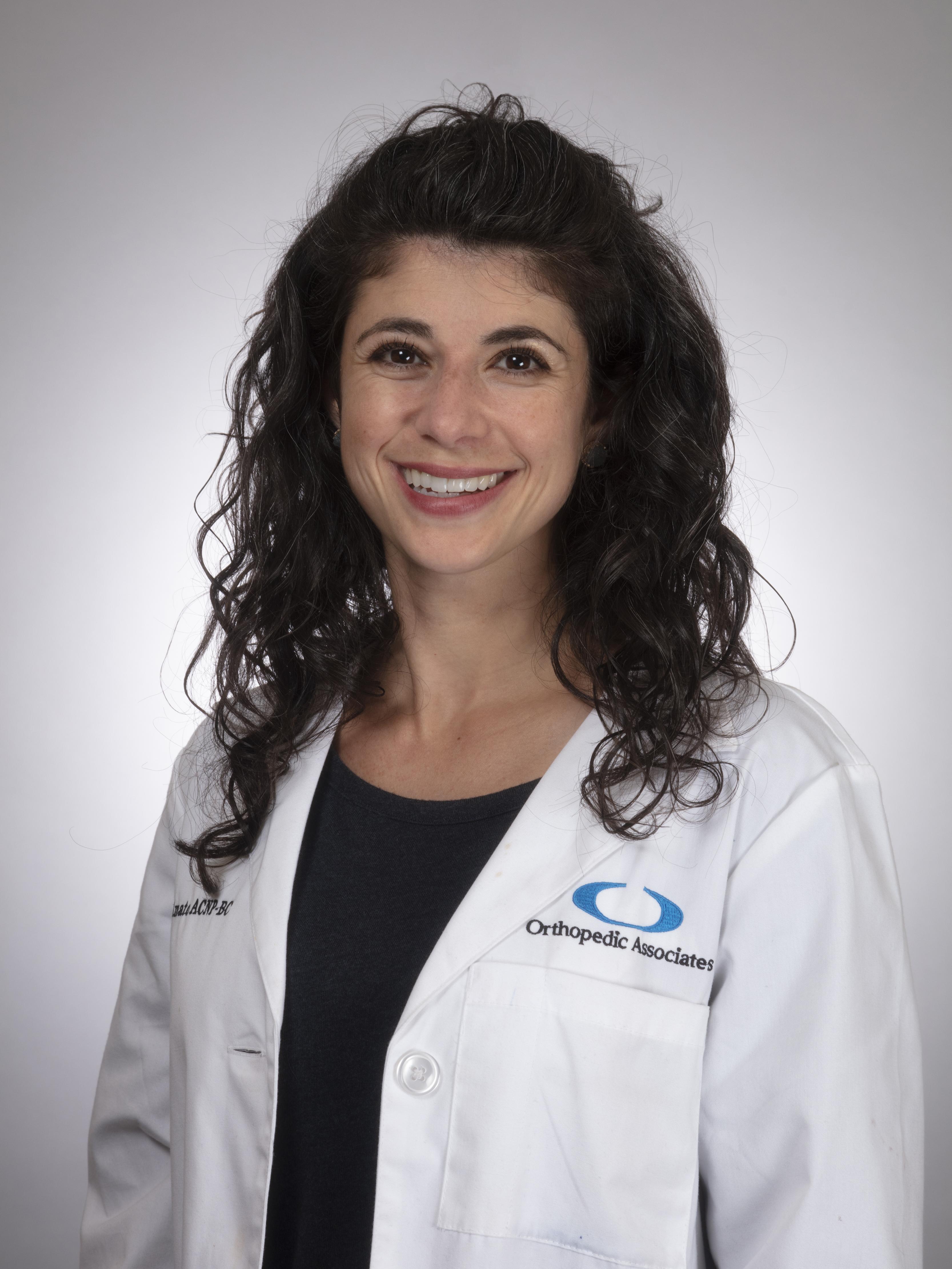 orthopedic nurse practitioner